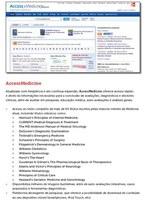 Acesso à AccessMedicine