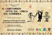 O Santorico Auto da Porca da Soberba estreia na UNIRIO